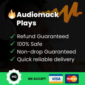 Audiomack Plays